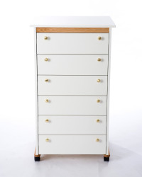 Tall Notions Cabinet - Product Image
