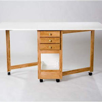 3-drawer Cutting Table - Product Image